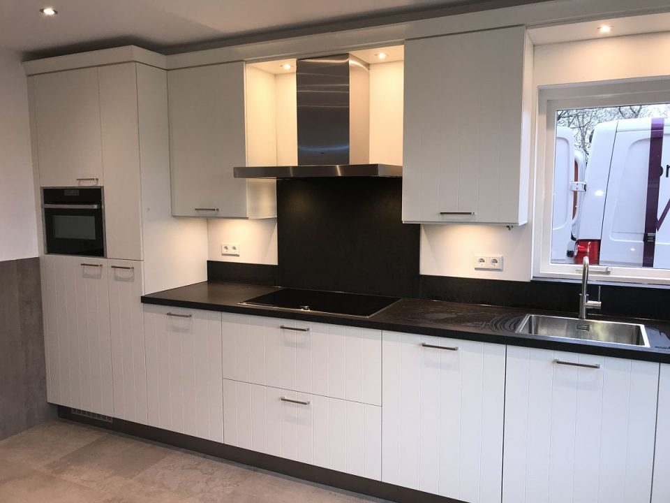 Opgeleverde keukens your new kitchen