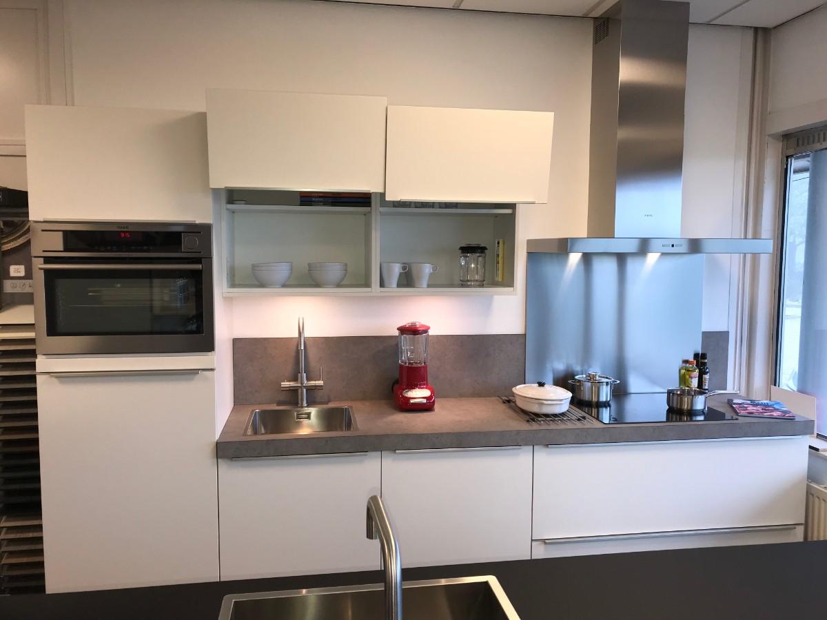 Showroom keuken te koop bij your new kitchen in steenbergen
