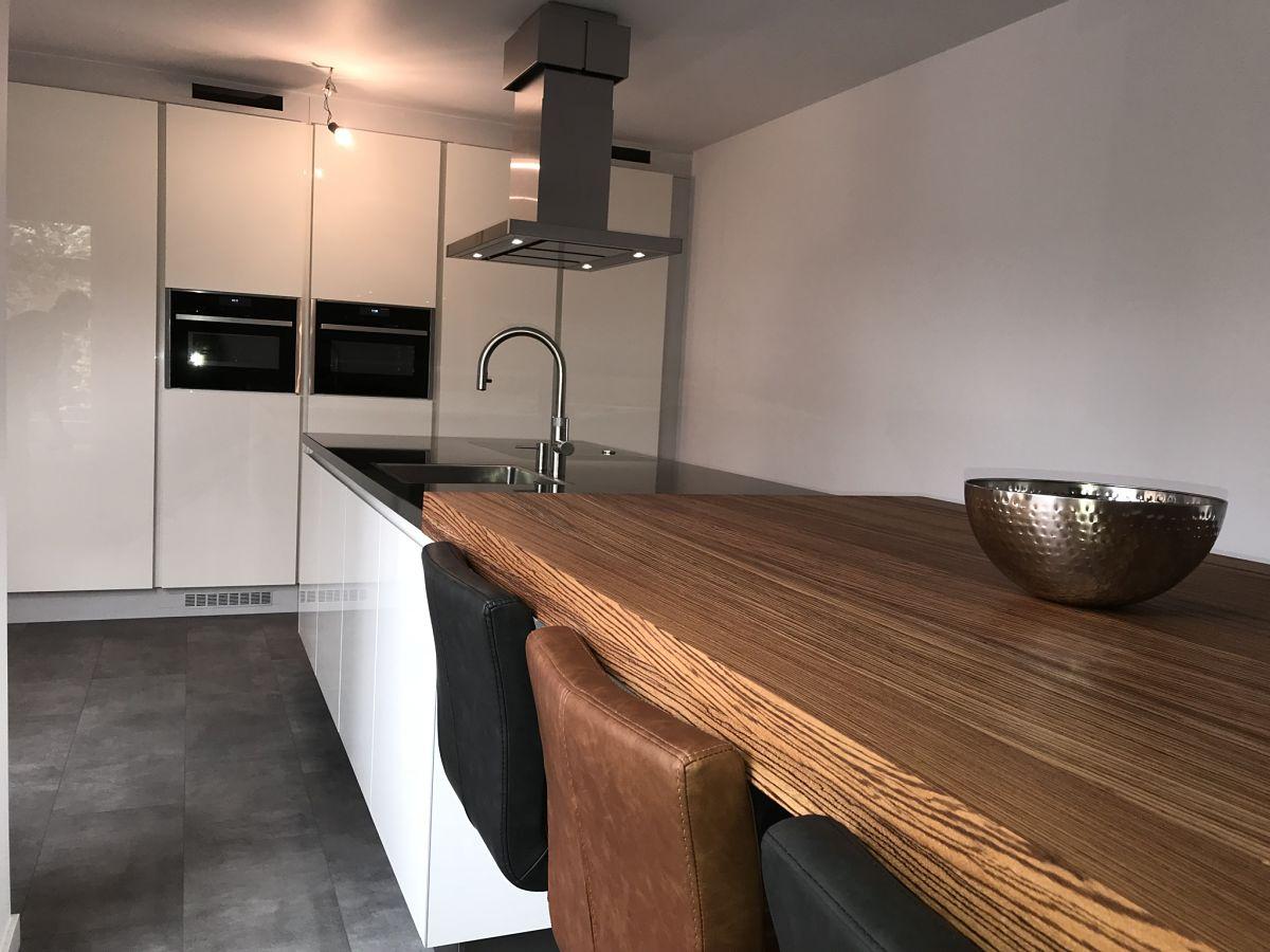 Greeploze keuken in hoogglans wit your new kitchen