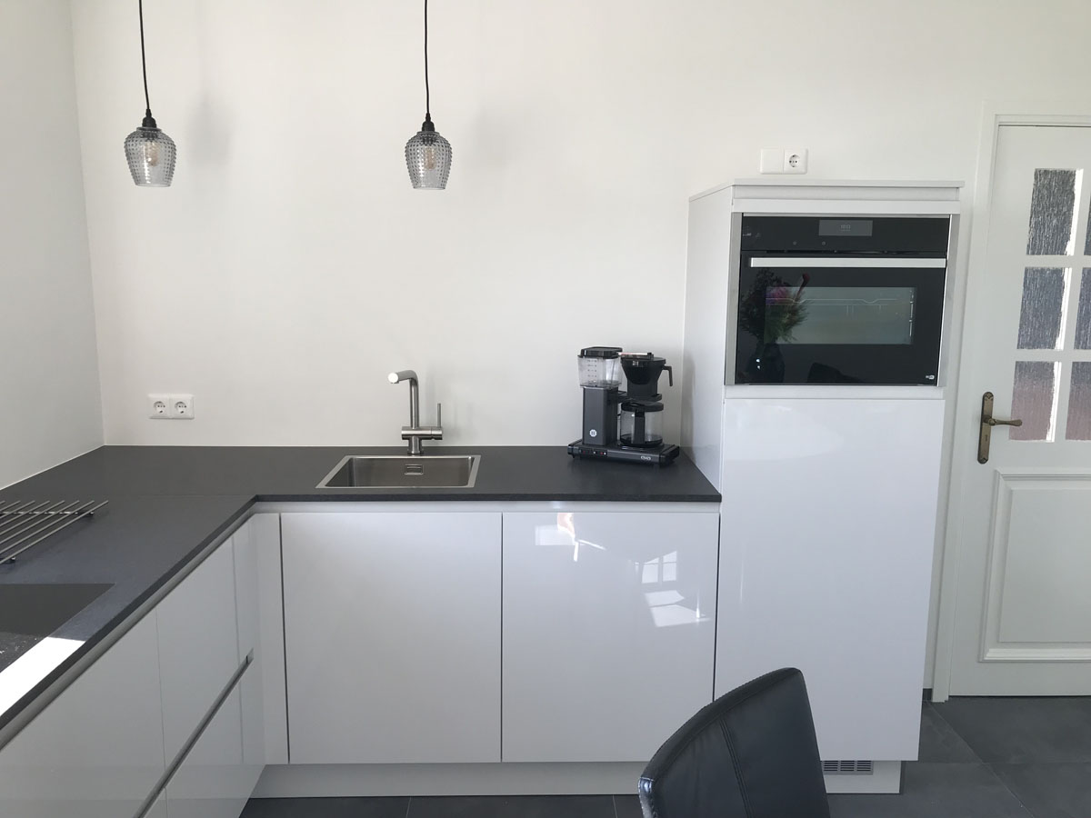 Verwonderlijk Opgeleverde keukens | Your New Kitchen IK-52