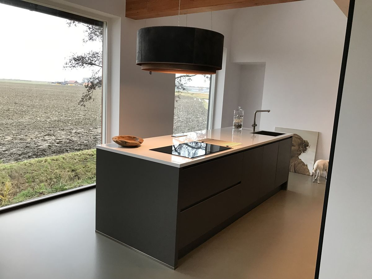 Keuken Bar Schiereiland : Opgeleverde keukens your new kitchen